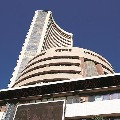 Sensex ends in profits after last hour buying