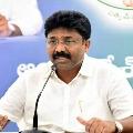 AP Minister Adimulapu Suresh slams TDP leaders ahead of Tirupati by polls
