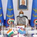 Rajnath Praises IAF for befitting reply to china