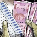 election commission seize Rs 1000 crores amid 5 states elections