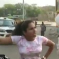 couple misbehaved with Delhi Police