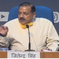 Union minister for state Jitendra Singh tested corona positive