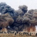 Russia conducts air strikes on Syrian terrorists camps
