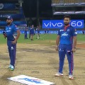 Mumbai Indians won the toss and elected to bat first against Delhi Capitals