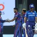 Delhi Capitals Defeat Mumbai Indians By 6 Wickets