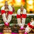 Sita Rama Kalyanam In Bhadrachalam Temple