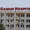 Gandhi Hospital At Secunderabad taken key decision