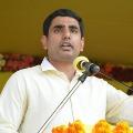 Will Jagan takes responsibility if students get Corona questions Nara Lokesh