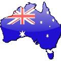 Australia gives counter to China