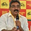 Police case filed on TDP leader Alapati Raja