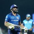 Mumbai Indians set easy target for Punjab Kings