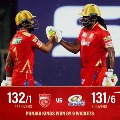 Punjab Kings won by 9 wkts