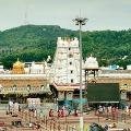 Vasantotsavams Started in Tirumala Without Piligrims