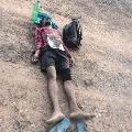 Maoists Killed SI Murali