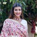 KTR get well soon says Manchu Lakshmi