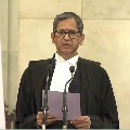 CM Jagan wishes Justice NV Ramana on being sworn as new CJI