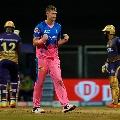 Chris Morris bags four wickets against KKR