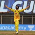 Chennai Super Kings beat Royal Challengers Baglore