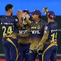 KKR bowlers controls Punjab Kings for a low score