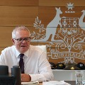 Australia will suspend all direct passenger flights from India until May 15 says PM Scott Morrison