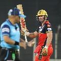 AB deVilliers smashes Delhi Capitals bowling