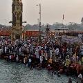 Curfew in Haridwar after Kumbhamela