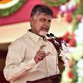 Chandrababu opines on Sangam Dairy issue