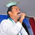 Alla Nani press meet about corona treatment in state
