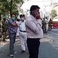 Bomb hurled in Kolkata during final phase polling