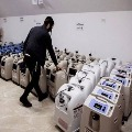 Working Overtime To Supply 25000 Oxygen Concentrators To India says China