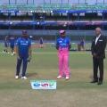 Mumbai Indian won the toss against Rajasthan Royals