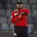 Umpire Nitin Menon left IPL to be with corona infected family members