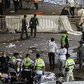 44 Killed In Stampede At Israel Pilgrimage Site