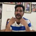 shyamala husband releases video
