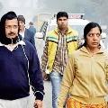 Sunita Kejriwal hospitalised