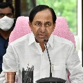 CM KCR has taken charge of health ministry