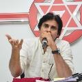 Pawan Kalyan fires in YCP govt