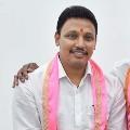 nomula bhagath leads in Nagarjuna Sagar Bypolls