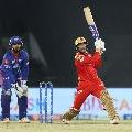 Mayank Agarwal flamboyant innings against Delhi Capitals