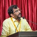 Somireddy responds on Tirupati by polls result