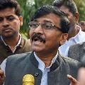 sanjay raut on west bengal violence