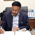 EC Rajiv Kumar decided to Resign