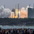 Chinese rocket is expected to crash down around May 8