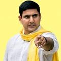 Nara Lokesh calls CM Jagan Pulakesi