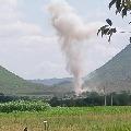AP Govt announced immediate exgratia for Mamillapalle blast victims families