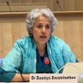 WHO Chief Scientist Soumya Swaminathan opines on corona situations in India