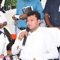 TDP leaders complains against AP minister Appalaraju
