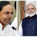 PM Modi telephones KCR