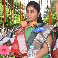 AP Dy CM Pushpa Srivani and her husband tested corona positive
