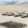 China shifts modified rocket launchers to Indian borders